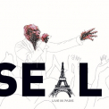 Seal - LIVE IN PARIS -CD+DVD-