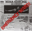 Simone, Nina - EMERGENCY WARD
