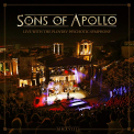 SONS OF APOLLO - LIVE WITH THE PLOVDIV PSYCHOTIC SYMPHONY (3CD + DVD + BLU-RAY)