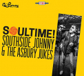 SOUTHSIDE JOHNNY & THE ASBURY JUKES - SOUTHSIDE JOHNNY AND THE ASBURY JUKES - SOULTIME