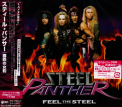 Steel Panther - FEEL THE STEEL + 1