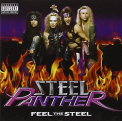 Steel Panther - FEEL THE STEEL =UK..