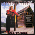 Vaughan, Stevie Ray & Double Trouble - SOUL TO SOUL