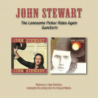 Stewart, John - LONESOME PICKER RIDES..