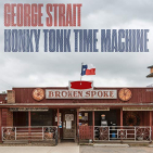 Strait, George - HONKY TONK TIME MACHINE