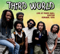 Third World - LIVE AT PAUL'S MALL: SUMMER 1976