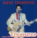 Thompson, Hank - TREASURES-UNRELEASED SONGS OF 1950'S