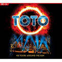 Toto - 40 HOURS AROUND THE SUN (W/DVD) (UK)
