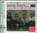 Mayall, John - BLUES BREAKERS (LTD) (REIS) (UHQCD) (MQA) (JPN)