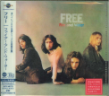 Free - FIRE & WATER (LTD) (REIS) (UHQCD) (MQA) (JPN)