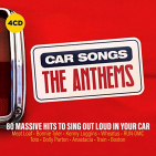 V/A - CAR SONGS - THE ANTHEMS