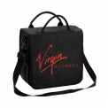 VIRGIN RECORDS: VIRGIN VINYL BACKPACK - VIRGIN RECORDS lemezhordozó táska (Logo DJ Backpack)