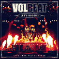 Volbeat - LET'S BOOGIE (LIVE FROM TELIA PARKEN) (2CD+BR)
