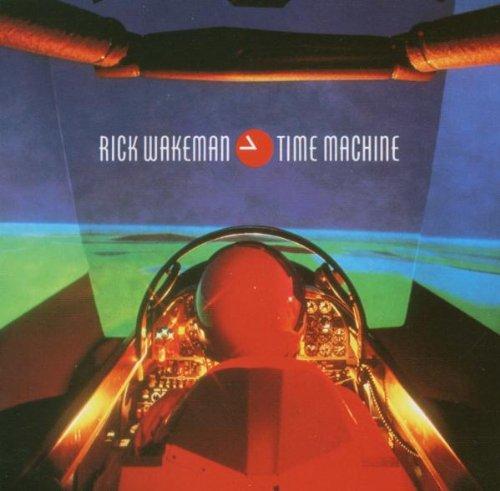 Wakeman, Rick - TIME MACHINE (UK)