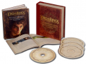 Shore, Howard - Lord Of The Rings: The Fellowship Of The Ring - The Complete Recordings (3CD + BLU-RAY)