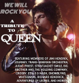 WE WILL ROCK YOU: TRIBUTE TO QUEEN / VARIOUS - WE WILL ROCK YOU: TRIBUTE TO QUEEN / VARIOUS
