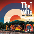 Who - LIVE IN HYDE PARK-CD+DVD-