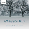 WINCHESTER COLLEGE CHAPEL - A WINTER'S NIGHT